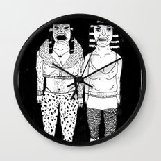 CHEAP GIRLS Wall Clock