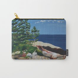 Southwest Harbor, Maine Carry-All Pouch