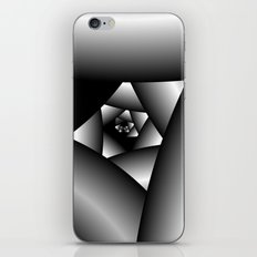 everything and nothing iPhone & iPod Skin