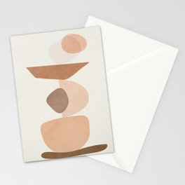 Balancing Elements II Stationery Cards
