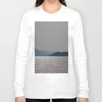 sailboat Long Sleeve T-shirts featuring sailboat by Alyson Cornman Photography
