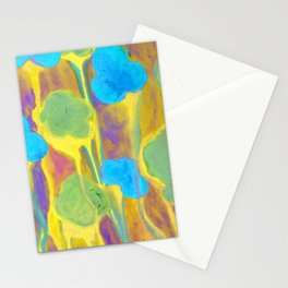 Flowered Atmosphere Stationery Cards