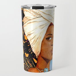 Butterfly Badu Travel Mug