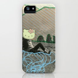 The Mountain Song iPhone Case