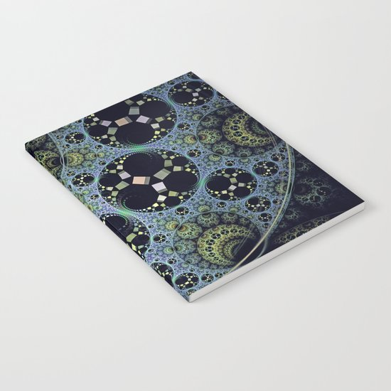 Miraculous patterns in circles Notebook