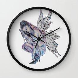 Pop Diva Fairy Wall Clock