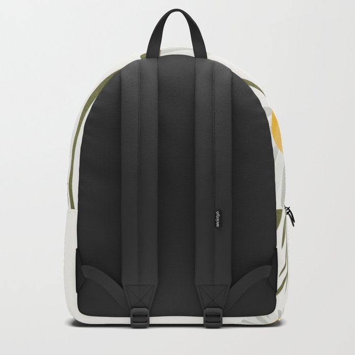 Summer Flowers III Backpack