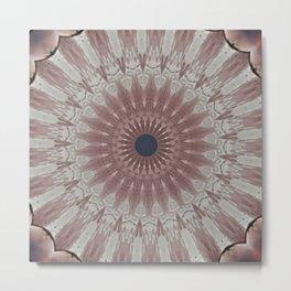 Some Other Mandala 214 Metal Print