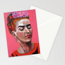 Frida No 2 Stationery Cards