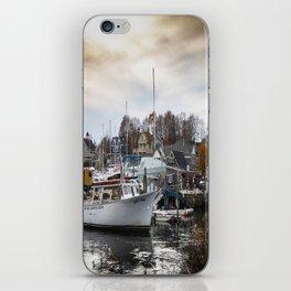 Kennebunkport Habor  iPhone Skin