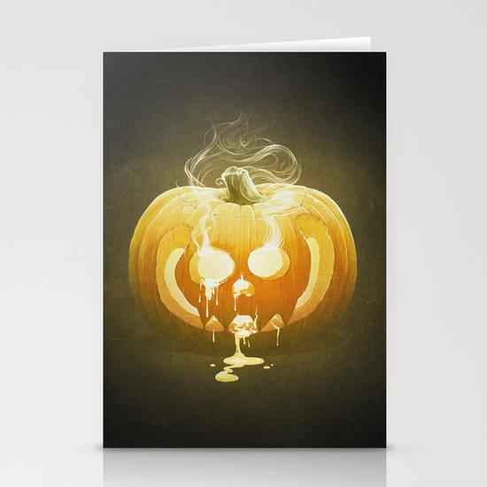Pumpkin II. Stationery Cards