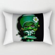 Lil' Medusa Rectangular Pillow