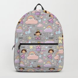 Fairy Princess Backpack