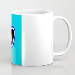 ERGO in Brick Font Logo Design [Alternate Colors] by Chillee Wilson Coffee Mug