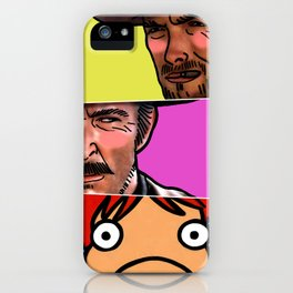 The Good, The Bad & The Ghibli iPhone Case