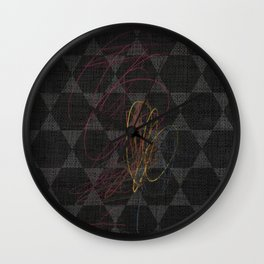 Sekskant - Danjal Wall Clock