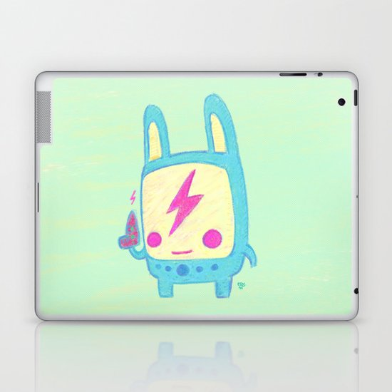 Baby Lemi the Space Wanderer Laptop & iPad Skin