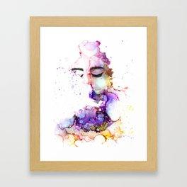 Weird Fishes Framed Art Print