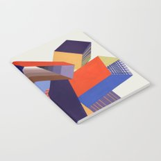 Geometric Painting by A. Mack Notebook