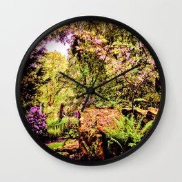 Essence of Nature Wall Clock