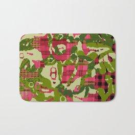 batik screen Bath Mat