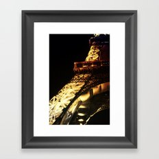 Paris Lights 2 Framed Art Print