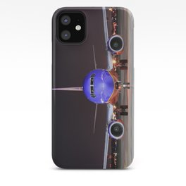 Face To Face with a Southwest Airlines Boeing 737-700 iPhone Case