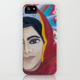 Indian American iPhone Case