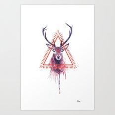 Ahawi Art Print