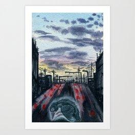 Antithesis to the Soul Art Print