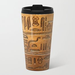 Hieroglyphs 2014-1020 Travel Mug