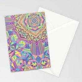 Colour Burst Stationery Cards