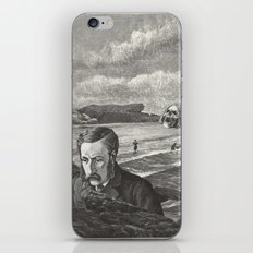 I Am Shipwrecked iPhone & iPod Skin