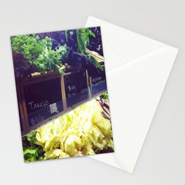 Baby Greens Stationery Cards