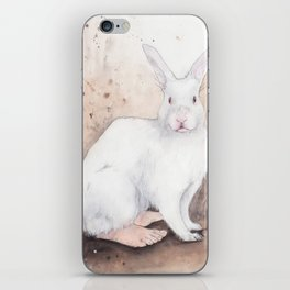 What If...?? Rabbits Had Feet. iPhone Skin