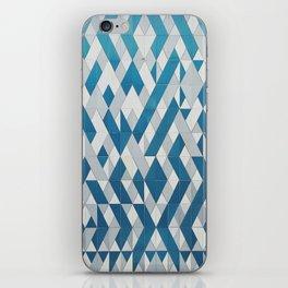 Tile Pattern iPhone Skin