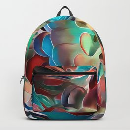 Mirth is like a flash of lightning... Backpack