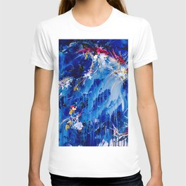 As The Universe Falls Together T-shirt