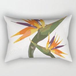 Paradise Flower Rectangular Pillow