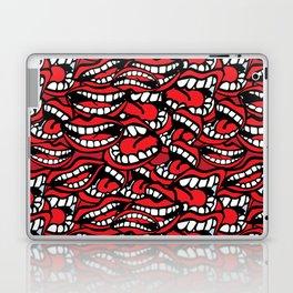 Chatty Pattern Laptop & iPad Skin