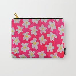 Pink Lacy Carry-All Pouch