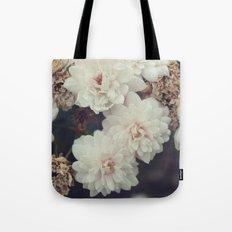 Flowery Bundle Tote Bag