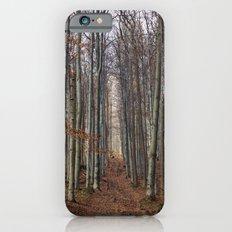 Autumn hike Slim Case iPhone 6s
