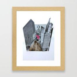 DER SPIEGELSAAL 02 Framed Art Print
