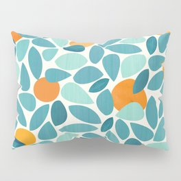 Tropical Mango Tree Pillow Sham