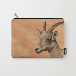 Desert_Bighorn_Sheep Portrait - Valley_of_Fire_State_Park, Nevada Carry-All Pouch