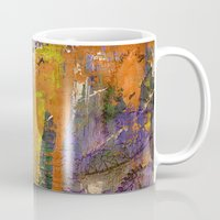 chaos Mugs featuring Chaos by BruceStanfieldArtistPainter