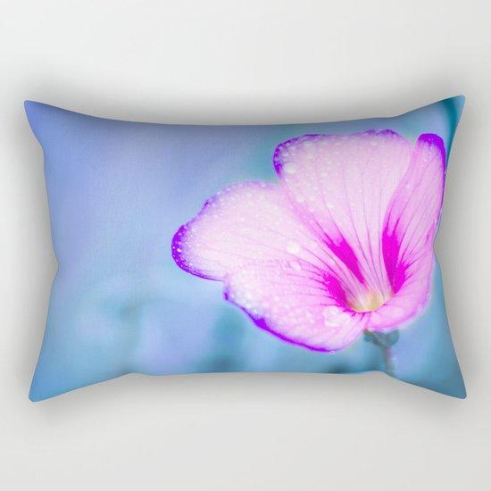 Winter Fairy Rectangular Pillow