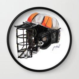 Princeton Bucket Wall Clock