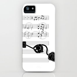 Vacuum sound iPhone Case